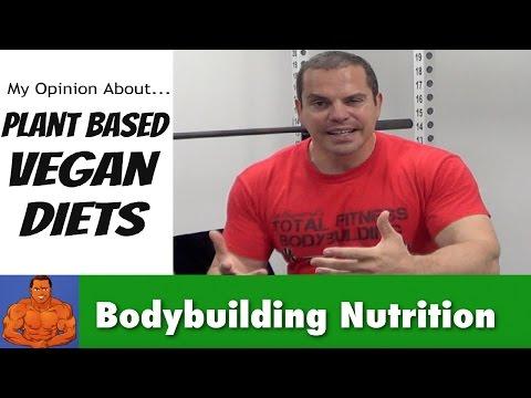 My Opinion of Plant Based Vegan & Vegetarian Diets