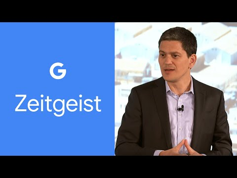 Using your Voice for Good - David Miliband - Clip