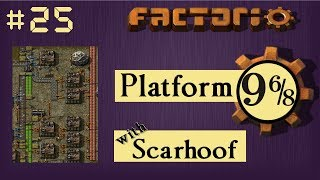Factorio Multiplayer: Platform 9 6/8 EP 25 - Blue Circuits | Train & Belt World, Gameplay, Lets Play