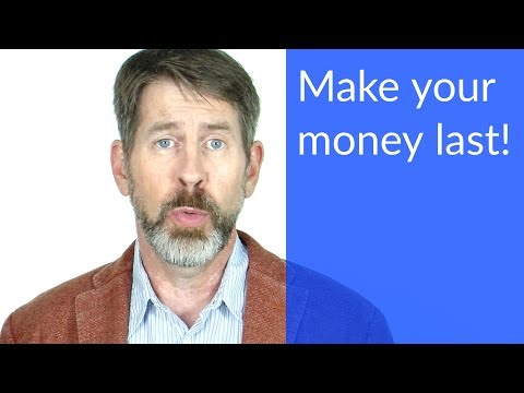 How Not To Run Out Of Money In Retirement | Retirement Planning