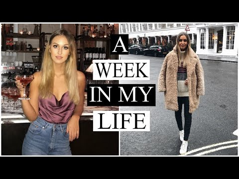A WEEK IN MY LIFE | PRIMARK, TOO FACED PARTY, ICE SKATING | VLOG