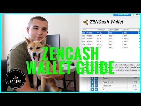 How To Setup ZenCash Wallet - Swing & Bittrex Wallet Tutorial