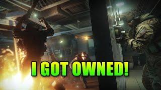 I Got Owned! | Squad Up Rainbow Six Siege
