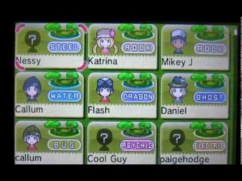 Pokemon XY Friend Safari: Let's swap Friend Codes!