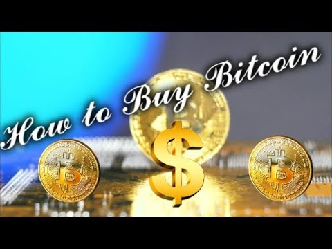 How to buy Bitcoin with credit card, debit card, or bank account!