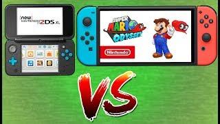 New 2DS XL VS Nintendo Switch - Should You Buy It? - FUgameCrue