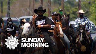Black cowboys saddle up