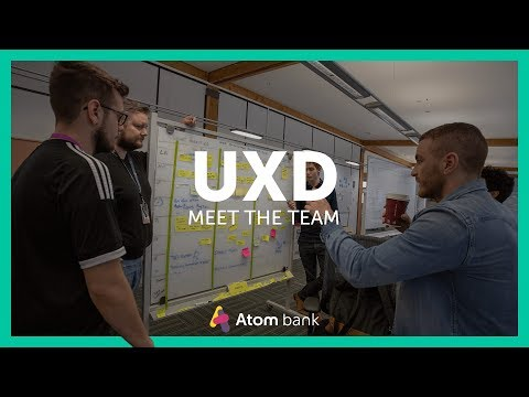 Introducing the Experience Design Team