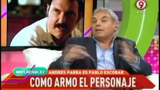INFORMES IMPLACABLES Los entretelones del actor tras Escobar, el patrón del mal