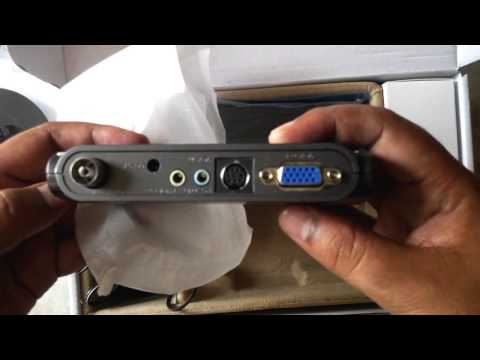 Unboxing iBall CLARO CTV27 TV Tuner Card