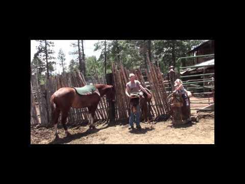 Buckaroo Balance Saddling your horse more comfortably