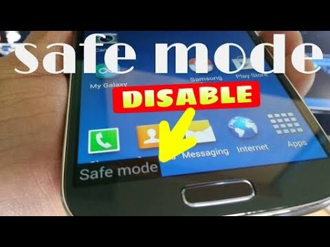 Samsung All mobile device Safe mode problem [Solve]