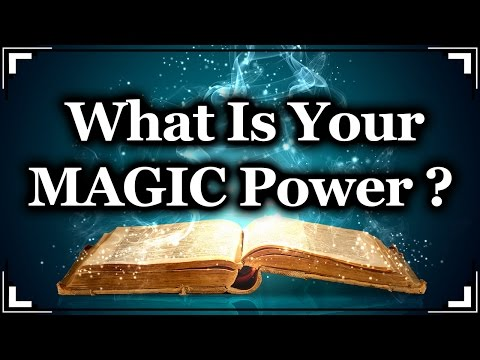 What Is Your MAGIC Power?