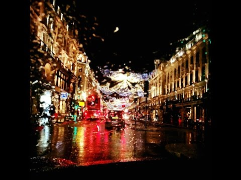 Christmas in London Mayfair 2016