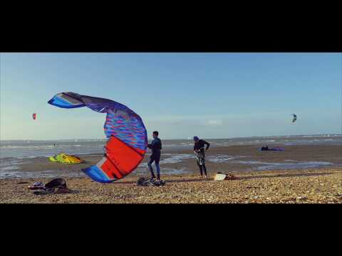 The Wind is Back in UK | Kitesurfing TRIP