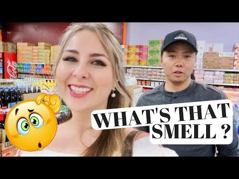 AMWF | Visiting the In-Law's & Asian Market Fun