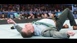 WWE BREAKING NEWS! WWE Mr. McMahon FINED for BLEEDING on WWE 2017 TV! MAJOR WWE 2017 NEWS # 2