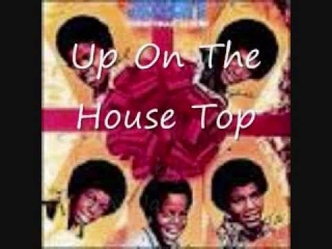The Jackson 5 - Up On The House Top