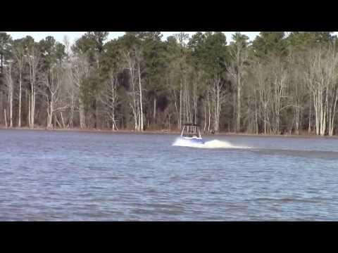 09 Gekko Revo Ski boat Mercruiser 350 MPI V Drive