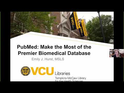 PubMed   Make the Most of the Premier Biomedical Database