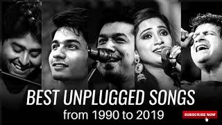 Best Unplugged Songs from 1990 to 2019 | Old vs New Mashup | Arijit Singh