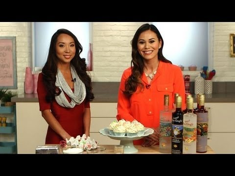 Alcohol Frosting Recipe | Boozy Cupcakes | Food How To