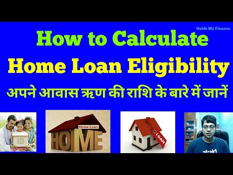 How to Calculate Your Home Loan Eligibility | Know Your  SBI Home Loan Eligibility
