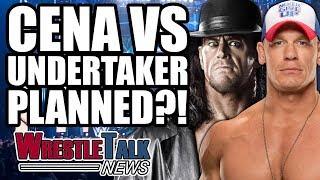 RUMOR: WWE Planning Undertaker Vs. John Cena For Survivor Series! | WrestleTalk News Sept. 2017
