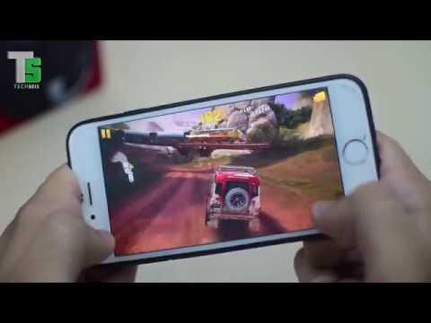 Asphalt Xtreme iPhone 6 Gameplay! BEST RACING GAME: NOVEMBER 2016