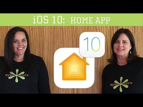 iOS10 - Home App