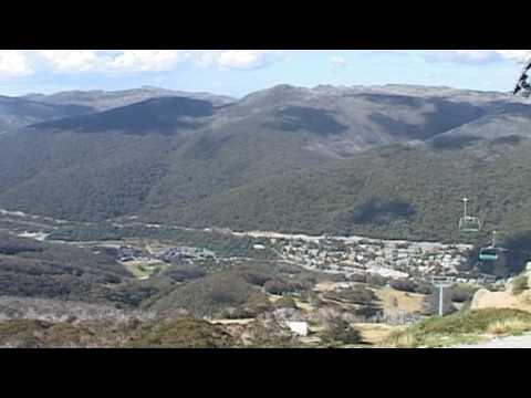Thredbo Alpine Village, Snowy Mountains NSW Australia