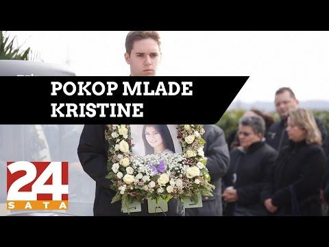 Obitelj je shrvana: Pokopali ubijenu Kristinu Krupljan