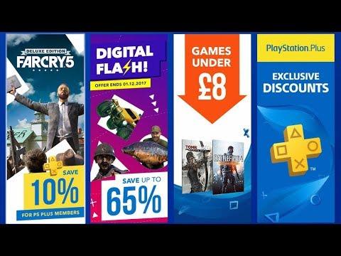 Digital Flash Sale PS4 & Vita Game £1.69 Lots of Games on SALE Indies & MORE EU