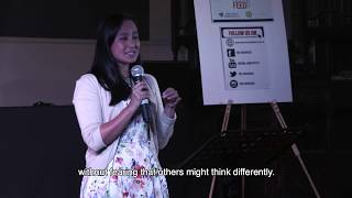 The Faithfeed: Karina - Dialogue As More Than Just Talk