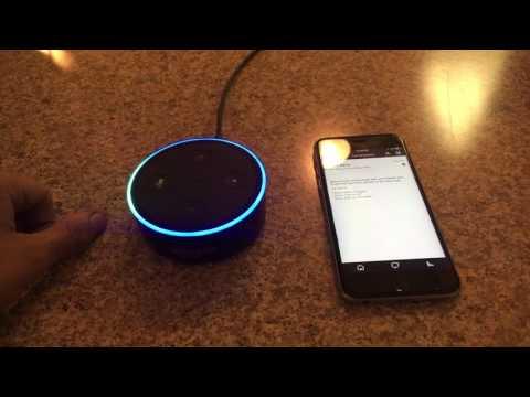 Amazon echo calling and messaging update