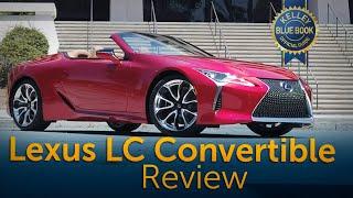 2021 Lexus LC 500 Convertible | Review & Road Test