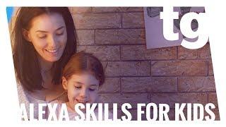 10 BEST Alexa Skills for Kids