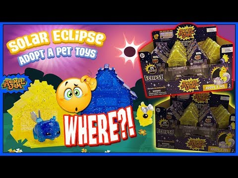 WHERE TO FIND ECLIPSE ADOPT-A-PETS BY ANIMAL JAM TOYS?!