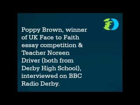 Poppy Brown Radio Interview