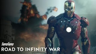 Road to Infinity War: Episode 1 | Iron Man
