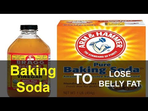 NO DIET, NO EXERCISE   Baking Soda To Lose Belly Fat In 7 Days