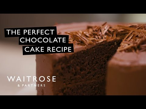 Perfect Chocolate Cake | Waitrose