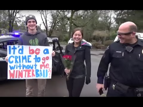 West Linn boy plots with police for Winter Formal