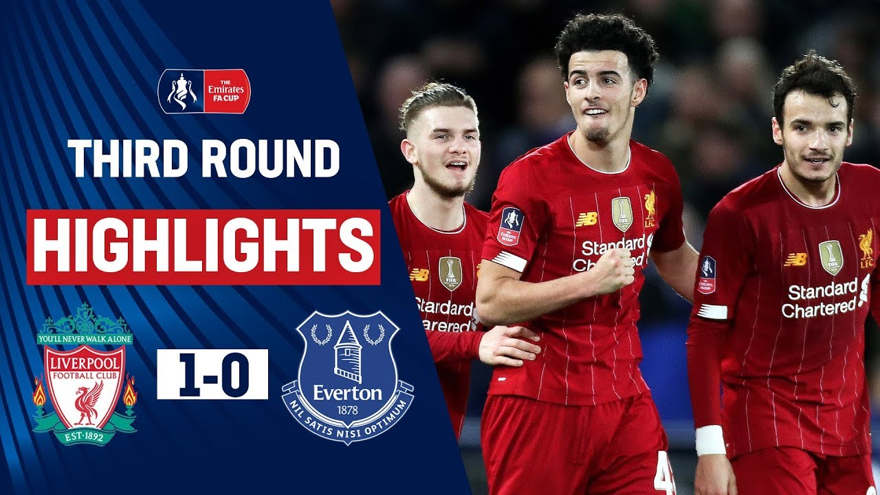 Jones Knocks Toffees Out in Style as Minamino Debuts   Liverpool 1-0 Everton   Emirates FA Cup 19/20