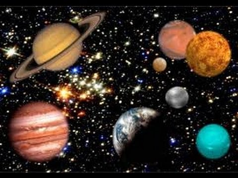 Solar System Vibration fX2^36:t. (Planets Sound Frequencies of Orbit )