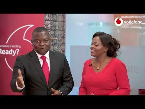 Vodafone Ghana Logo Design competition