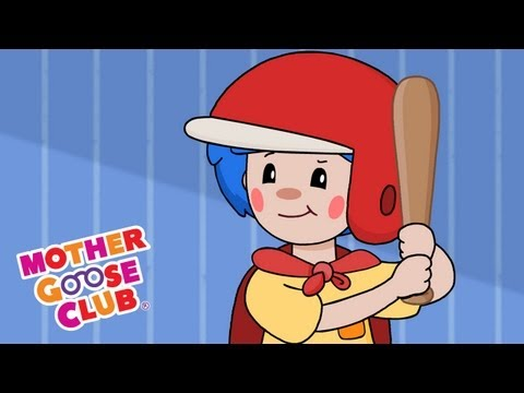 Take Me Out to the Ball Game | Mother Goose Club Baby Videos