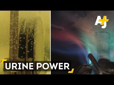 Is Urine The Super Fuel We've Been Looking For?