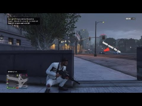 Going Tryhard In GTA - GTA Online Epic Moments