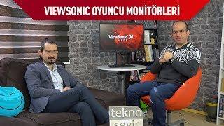Viewsonic Oyuncu Monitörleri ve Türkiye Monitör Piyasası Değerlendirmesi